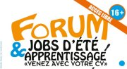 Affiche du Forum ds jobs d'été